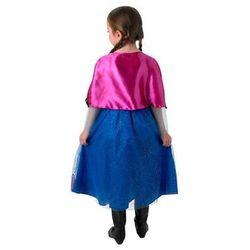Grający i świecący kostium Frozen - Anna - Roz. M