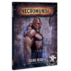 Necromunda: Gang War 1 (angielski) (300-09-60) GamesWorkshop 60040599012