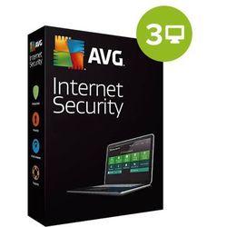 AVG Internet Security – 1-rok / 3 PC (ISH12-STN00003) elektroniczny certyfikat