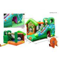 Zabawki dmuchane, Dmuchany plac zabaw Happy Hop - Jungle