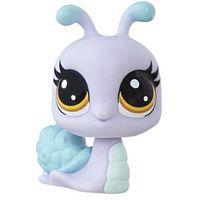 Figurki i postacie, Littlest Pet Shop, Figurki podstawowe, Snail - Hasbro