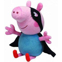 TY Beanie Babies Świnka Peppa - George 28 cm
