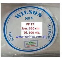 Folie i agrowłókniny, Agrowłóknina wiosenna PP 17 g/m2 biała 3,2 x 100 mb. Rolka złozona na 160 cm