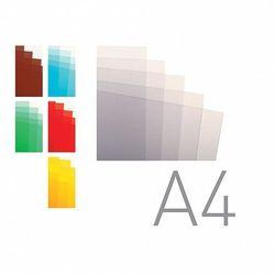 Okładki do bindowania A3 folia przezroczysta bezbarwna O.CLEAR Standard 0,2mm 100ark. OPUS