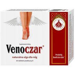 Venoczar naturalna ulga dla nóg 60 tab