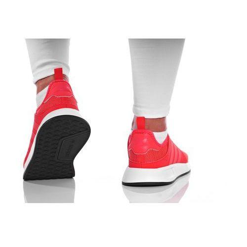 Obuwie sportowe dziecięce, adidas Originals X_PLR Tenisówki i Trampki core pink/white