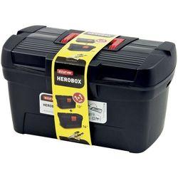 """Skrzynka narzędziowa Curver Herobox Basic 13""""+16"""" - 195477"""