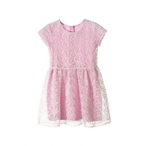 Sukienki dziecięce, Sukienka dziewczęca 4K3605 Oferta ważna tylko do 2023-10-23
