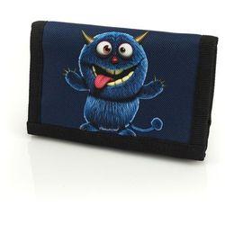 Portfel Crazy Monster
