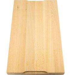 Deska do krojenia z drewna bukowego 400x300x40 mm | STALGAST, 344400