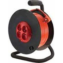 Przedłużacz bębnowy 4GN 35m 3x1,5mm (PZB-40-35) 5902694040353 - Kobi Light - Rabat w koszyku