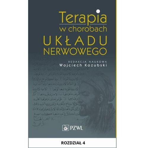 Książki medyczne, Terapia w chorobach układu nerwowego. Rozdział 4 - Halina Bartosik-Psujek - ebook