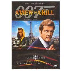 James Bond:007 Zabójczy widok (DVD) - John Glen DARMOWA DOSTAWA KIOSK RUCHU