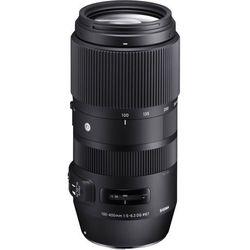 Obiektyw Sigma 100-400mm f/5-6.3 DG HSM Canon