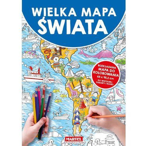 Książki dla dzieci, Mapa Świata - Praca zbiorowa