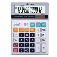 Kalkulatory, Kalkulator Vector CD-2626RP - ★ Rabaty ★ Porady ★ Hurt ★ Autoryzowana dystrybucja ★ Szybka dostawa ★