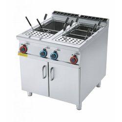 Urządzenie do gotowania makaronu elektryczne | 2x40L | 27000W | 800x900x(H)900mm