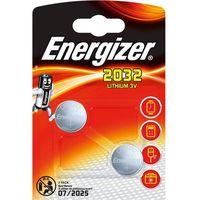 Baterie, Bateria Energizer litowa CR2032 2szt. blister