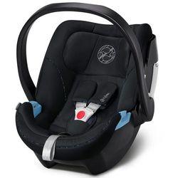 CYBEX fotelik samochodowy Aton 5 2019, 0 - 13 kg Urban Black
