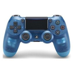 Sony Playstation 4 Dualshock v2 - Crystal Blue - Gamepad - Sony PlayStation 4