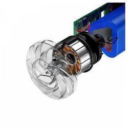 Baseus Capsule bezprzewodowy mini odkurzacz samochodowy 65W 2000mAh srebrny (CRXCQ01-0S)