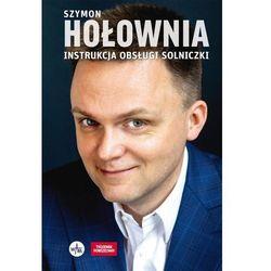 Instrukcja obsługi solniczki - Szymon Hołownia OD 24,99zł DARMOWA DOSTAWA KIOSK RUCHU