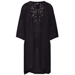 CULTURE Kimono 'Sicilla' czarny