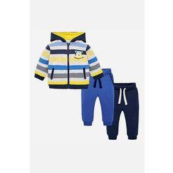 Mayoral - Komplet dziecięcy (bluza + 2 pary spodni) 68-98 cm