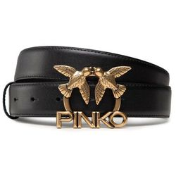 Pasek Damski PINKO - Love Aster Hips Simply 1 Belt H3 Black Z99