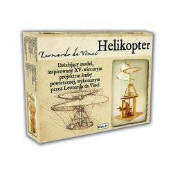 Model Helikopter Leonarda. Darmowy odbiór w niemal 100 księgarniach!