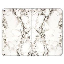 Apple iPad Air (2019) - etui na tablet Flex Book Fantastic - biały marmur