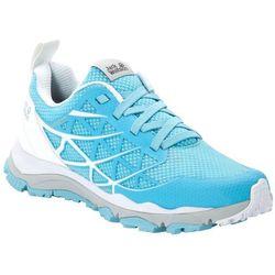 Buty sportowe damskie TRAIL BLAZE VENT LOW W light blue / white - 4,5
