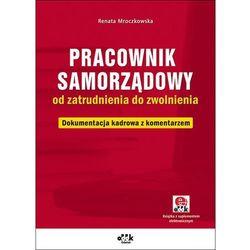 Pracownik samorządowy od zatrudnienia do zwolnienia - wyprzedaż (opr. miękka)