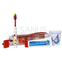 Buccotherm Kids zestaw do przedszkola dla dzieci 2-6 lat, truskawka, 1 szt.