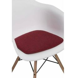 Poduszka na krzesło Arm Chair czer. mel. - D2 Design - Zapytaj o rabat!