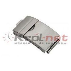 Zapięcie bransoletowe 12mm/7mm z dodatkowym zabezpieczeniem