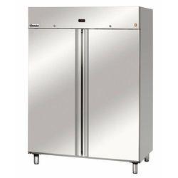 Szafa chłodnicza na ruszty GN 2/1 | 1400L | 0 do +8 °C | 1400x810x(H)1880 mm