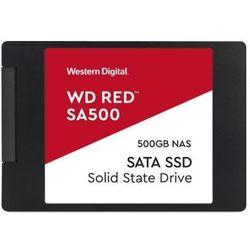 Dysk WD Red SA500 500GB SSD