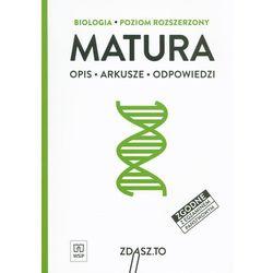Matura Biologia Poziom rozszerzony (opr. broszurowa)