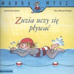 Zuzia uczy się pływać (opr. broszurowa)
