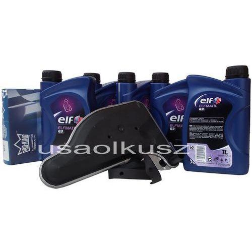 Oleje przekładniowe, Filtr oraz olej ELF G3 automatycznej skrzyni biegów Chevrolet Lumina APV 3,4 / 3,8