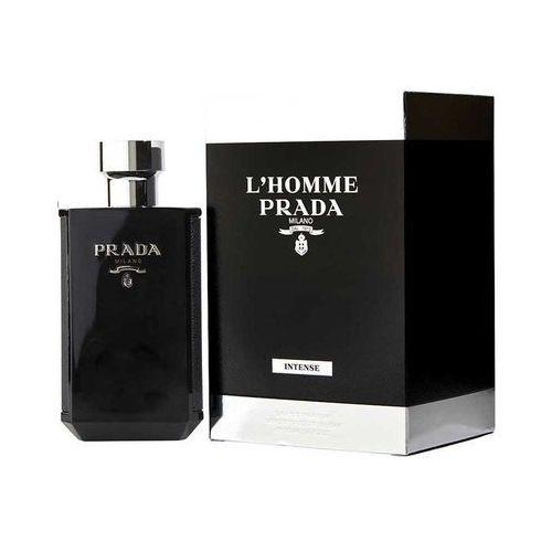 Wody perfumowane męskie, Prada L´Homme Intense woda perfumowana 100 ml dla mężczyzn