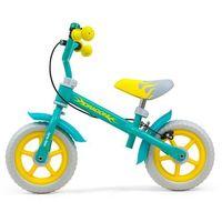 Rowerki biegowe, Rowerek biegowy Dragon z hamulcem Mint 2651 MILLY MALLY