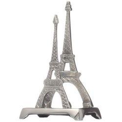Dekoria Stojak Eiffel Tower na dokumenty 20cm, 7 × 12 × 20 cm