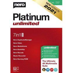 Nero Platinum Unlimited Suite 2021 1 PC