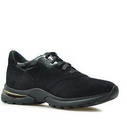 Sneakersy Ryłko 1LRB4_AW_YZ1 Czarne zamsz