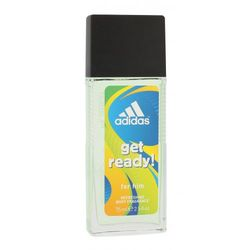 Adidas Get Ready for Him Dezodorant w szkle 75ml