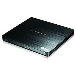 LG DVD -/+ R/RW SLIM USB Czarna