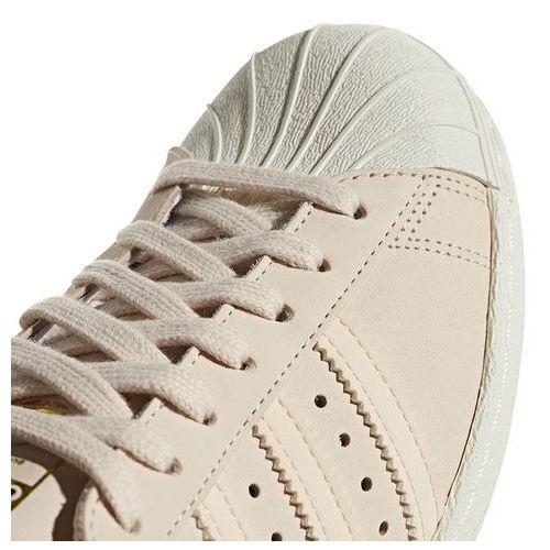 Damskie obuwie sportowe, adidas Originals Superstar 80's Tenisówki Różowy Beżowy 36 2/3