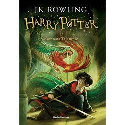 Harry Potter i komnata tajemnic (opr. twarda)